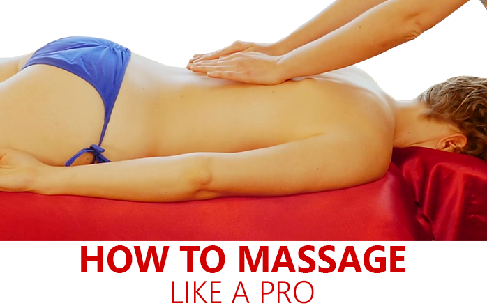 Join Melissa LaMunyon as she takes you through the basics of massage and teaches you step by step how to massage like a pro