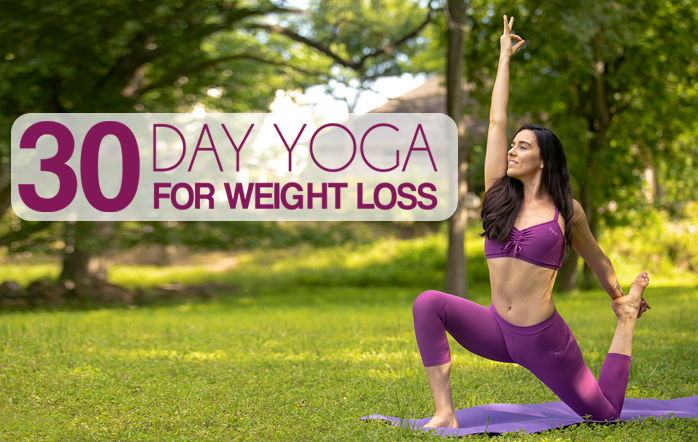 Welcome to the 30 day yoga challenge! Throughout this series you will burn calories, build muscle and create healthy habits that will help you keep the weight off and live more optimally. In addition to the workouts you will find bonus tips at the end of each video to help you stay on track. ↓ […]